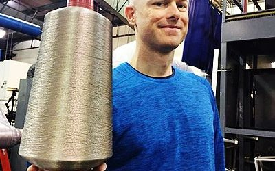 Silver Lining: How Covid-19 Pushed A 150-Year Old Thread Maker To Pivot From Anti-Stink Clothes To Virus Fighting
