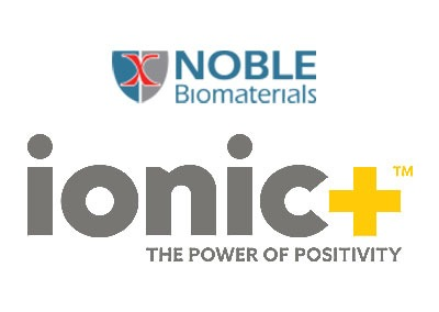Noble Biomaterials has announced the launch of a new brand identity