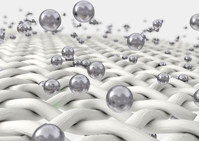 Silverguard Combats Soft Surface Bacterial Contamination